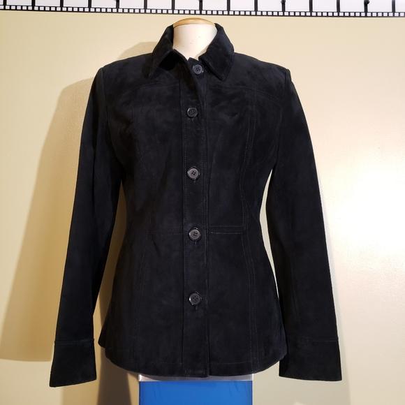 Danier, new suede jacket.